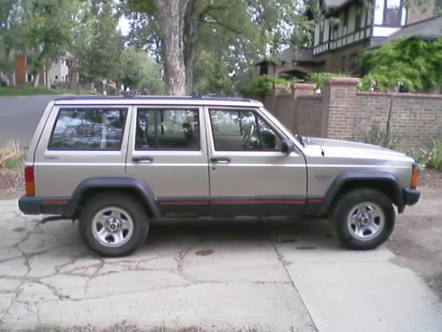 1993 Jeep Cherokee Sport For Sale - Graham English